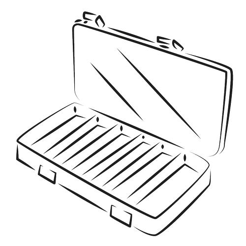 Ящики и коробочки